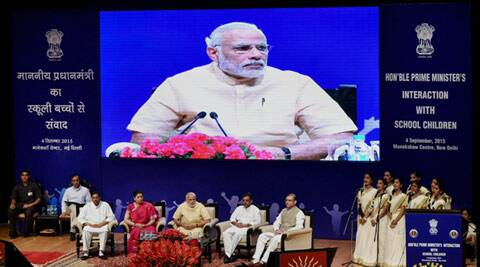 No fashion designer for me, says PM Narendra Modi on his dressing style
