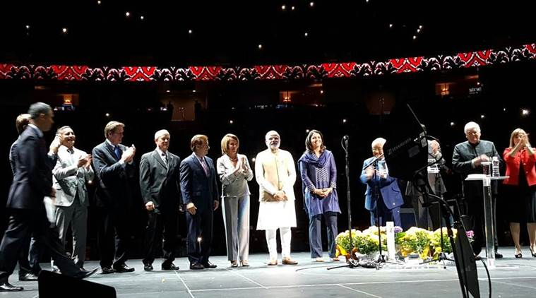 modi us visit, modi speech sap center, narendra modi us speech, modi in us, modi us speech, modi in san jose, pm modi in usa, pm modi in us, modi speech in san jose, PM modi speech in san jose, narendra modi speech in san jose, world news, latest world news, modi news