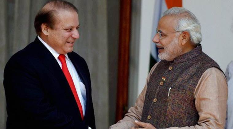 Narendra modi, Nawaz Sharif, Modi Sharif meet, Modi Sharif US, Modi US, UN General Assembly, Modi Nawaz Sharif, modi us tour, modi two nation visit, modi latest news