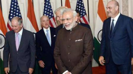 narendra modi, modi in USA, Modi in America, narendra modi, Narendra modi in USA, Modi CEOs meet, india news, world news, USA news, latest news