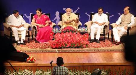 One needs to be a good listener to become a good orator: PM Modi