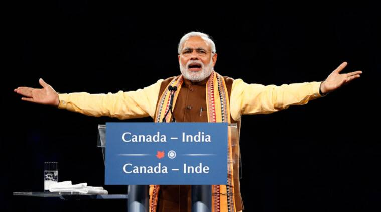 Narendra Modi, Modi canada trip, Modi visits Canada, Modi Canada expense, Canada tax payers, Modi tax payers, Stephen Harper, World news