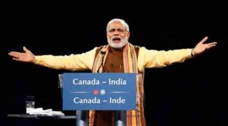Narendra Modi, Modi canada trip, Modi visits Canada, Modi Canada expense, Canada tax payers, Modi tax payers, Stephen Harper, World news