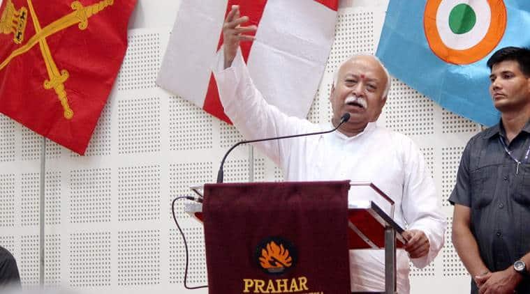 mohan bhagwat, mohan bhagwat jaipur, mohan bhagwat in jaipur, rss chief, rss chief in jaipur, rss news, jaipur news, india news
