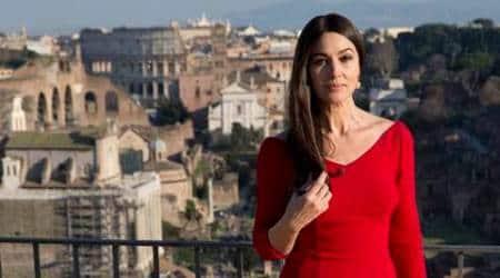 I'm a Bond woman not a Bond girl: MonicaBellucci
