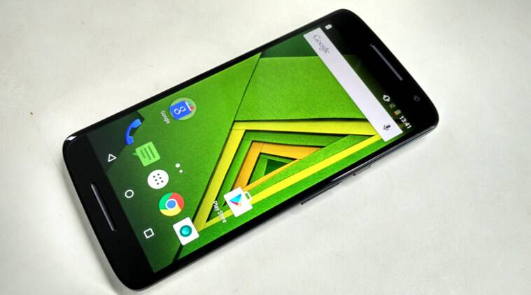 Motorola Moto X Play smartphone review, video, specs ...