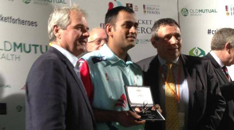 MS Dhoni, MS Dhoni Cricket for Heroes, Cricket for Heroes MS Dhoni, MS Dhoni India, India MS Dhoni, Cricket News, Cricket