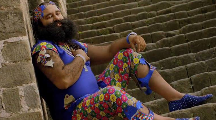 MSG 2 - The Messenger, ram rahim, MSG 2 - The Messenger news, MSG 2 - The Messenger release, MSG 2 - The Messenger cast, MSG 2 - The Messenger movie, MSG 2 - The Messenger latest news, entertainment news