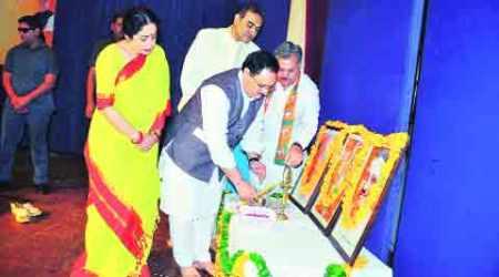 J P Nadda, Union Health Minister, BJP workers, Pandit Deendayal Upadhyaya, Pandit Deendayal birth anniversary, Chandigarh news