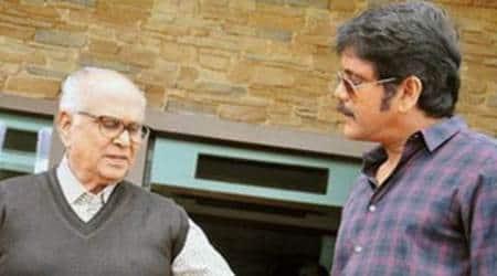 nagarjuna, akkineni nagarjuna, nagarjuna father, nagarjuna news, nagarjuna son, nagarjuna films, Akkineni Nageswara Rao
