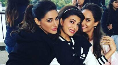 Nargis Fakhri, Housefull 3, Lisa Haydon, Jacqueline Fernandez, bollywood, entertainment