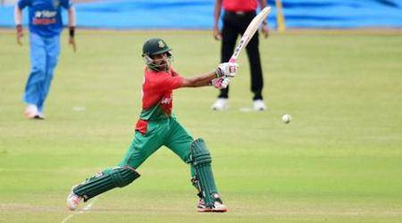 All-round Nasir Hossain helps Bangladesh 'A' level series against India 'A'