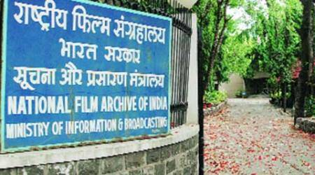 National Film Archives to hold filmfestival