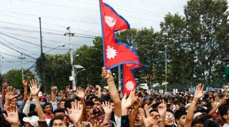 Nepal government, nepal constitution, nepal constitution amendment, Agni Prasad Sapkota, Sapkota maoist leader, nepal maoist party, nepal madhesi issue, world news, indian express news