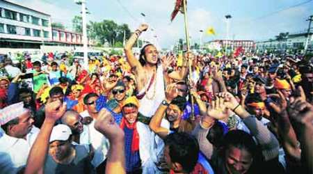 Nepal clash, nepal protest, Nepal statehood protest, nepal protest for statehood, nepal police, nepal police protesters clash, nepal news, world news