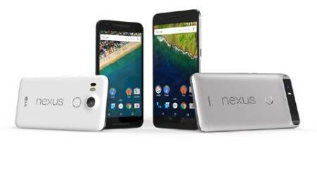 Google Nexus, Android, Nexus 6P, Nexus 5X, Google Nexus smartphone, Smartphone, Nexus 6p price in india, Nexus 5x price, Google nexus 6p, nexus 6p specs, Nexus launch, Nexus 5X India, Nexus 5X features, Nexus 5x launch, Nexus 6p launch, mobiles, technology, technology news