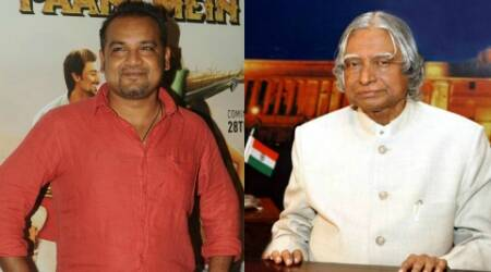 Have to take a break for A P J Abdul Kalam biopic: Nila Madhab Panda