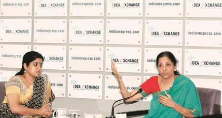 #IdeaExchange: (Owaisi's participation in Bihar polls) is good for BJP... that will help us:  Nirmala Sitharaman