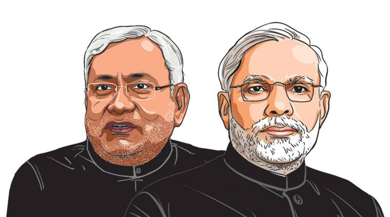 Narendra Modi, Nitish Kumar, Lalu Prasad yadav, JD (U), bihar grand alliance, Modi Nitish debate, bihar polls, bihar 2015 elections, bihar politics, bihar news, india news, latest news