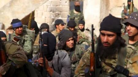 US-trained Syrian rebels gave equipment to al Qaeda-linked Nusra for safe passage: Militaryspokesman