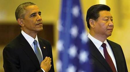 US China deal, China navy, US air force, Navy air force encounter, Chinese President Xi Jinping, US President Barack Obama, Barack Obama US China deal, Sino-US military relationship, PRC aircraft, World news