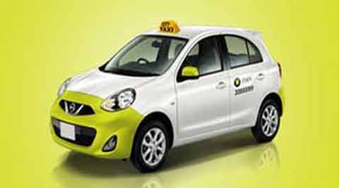 Ola, Ola cab, Ola cab service, Ola fare, Ola fare cut, Indian express, business news