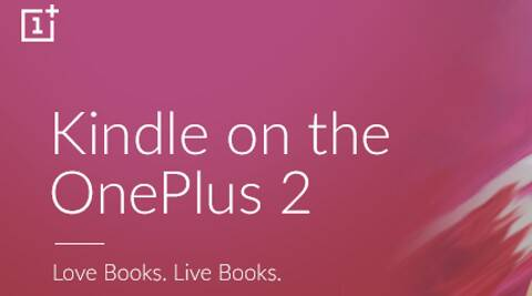 OnePlus gifts Amazon Kindle Store voucher to OnePlus 2 buyers