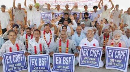 OROP, Supreme Court, UFESM, Anil Kaul, Beyond the news, indian express