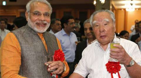 Suzuki Motor Corp CEO says add 'Quality' to Modi's Make in India