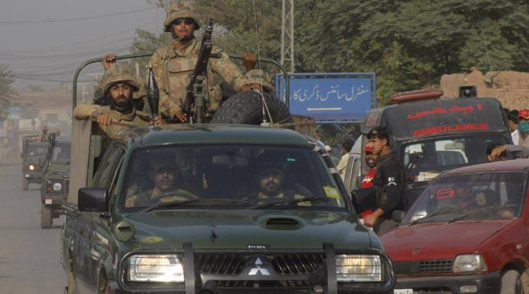 Zarb-e-Azb, Pakistan insurgency, Pakistan military operation, North Waziristan insurgency, Pakistan Army, Pakistan terrorism, Taliban, Al Qaeda, Pakistan news, World news