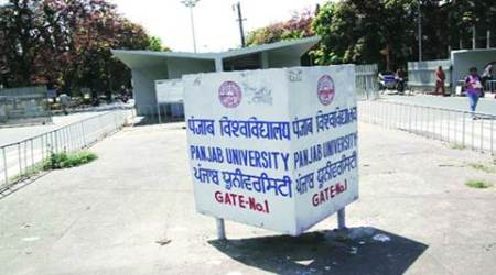 panjab university, panjab university teachers association, puta, puta sinage system, pu campus signage system, pu news, chandigarh news