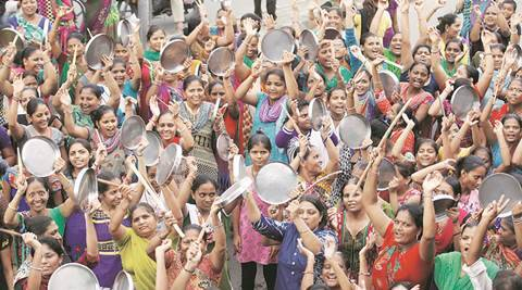 patidar, patidar garba song, quota agitation garba song, PASS, ahmedabad news