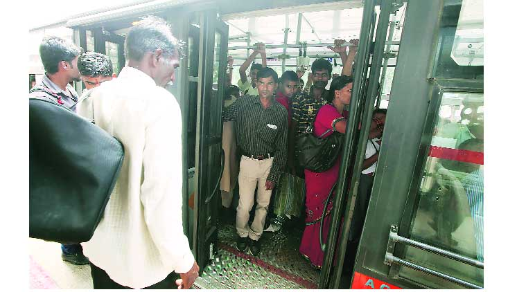 PMC, PMC Terrain, PMPML, PCMC, BRTS, pune news, indian express