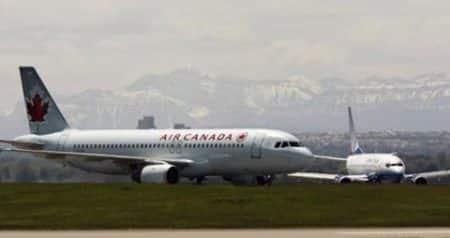 Air Canada pilot diverts flight to save dog fromfreezing