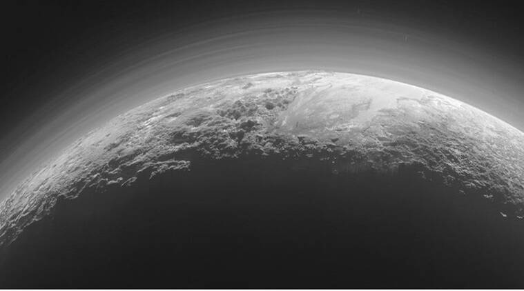 Pluto's Mountains, Hazy Atmosphere revealed in New Images from New Horizons