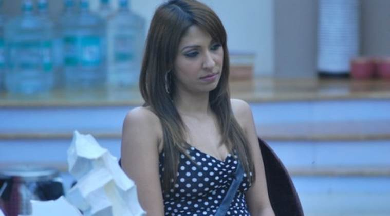Pooja Misrra manages to stay in the news  Here is a ready