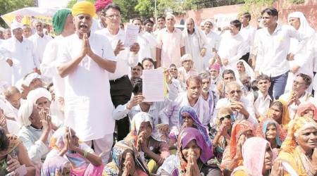 After Madhya Pradesh, Rajasthan farmers launch indefinite stir