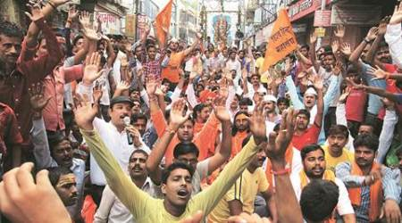 In Varanasi, stalemate over idol immersion as organisers adamant on defying Allahabad HC order