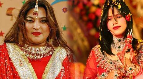 Based on Dolly Bindra's complaint, Mumbai police file fresh FIR against Radhe Maa