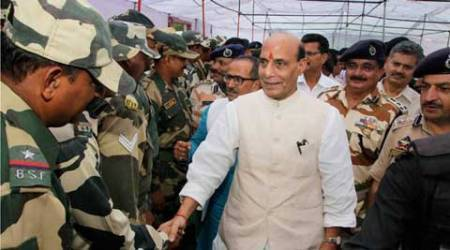 rajnath singh, rajnath singh ladakh visit, rajnath sino india border visit, rajnath orop, itbp rajnath, itbp orop, rajnath latest news, india news