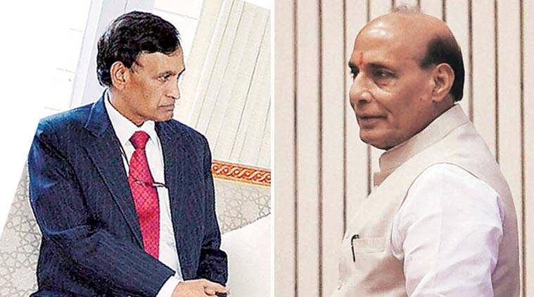 Discord in Home Ministry: Before he was fired, Home Secretary kept saying No, Minister, official records reveal