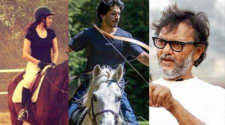 Rakeysh Omprakash Mehra: It was exciting to direct four newcomers in 'Mirziya'