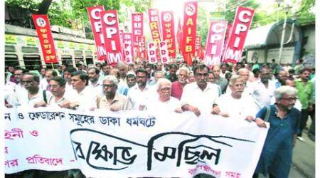 Rally for rally: TMC, Left up in arms