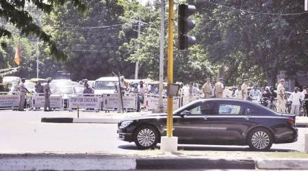 22 FIRs registered, Rs 4.24 lakh collected from traffic violators in J&K'sRajouri