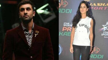 All's well between Ranbir Kapoor and Katrina Kaif