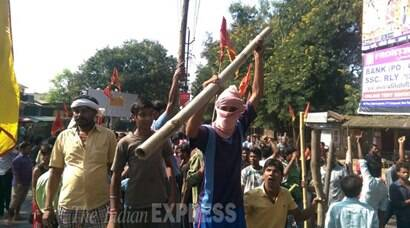 ranchi, ranchi bandh, ranchi violence, vhp, bandh in ranchi, vhp bandh ranchi, ranchi vhp bandh, ranchi communal clash, communal clash ranchi, ranchi news, jharkhand news, india news