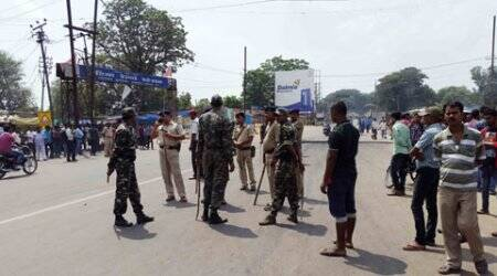 Ranchi simmers after communalincident