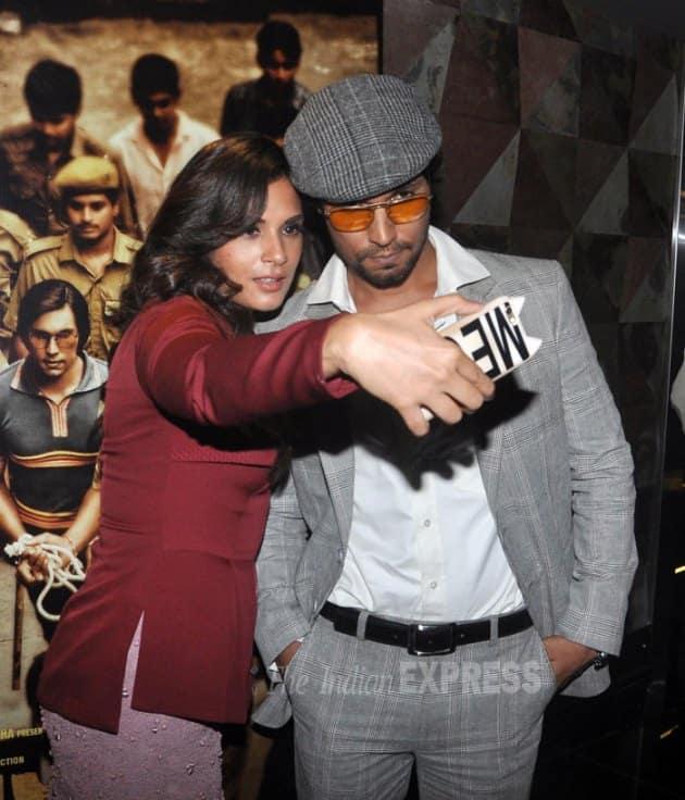 Randeep Hooda, Richa Chadda, main Aur Charles, bollywood