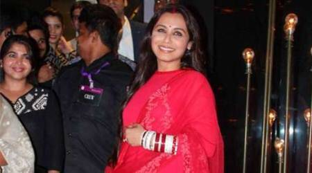 Rani Mukerji expecting first child, confirms sister-in-law; baby due in January