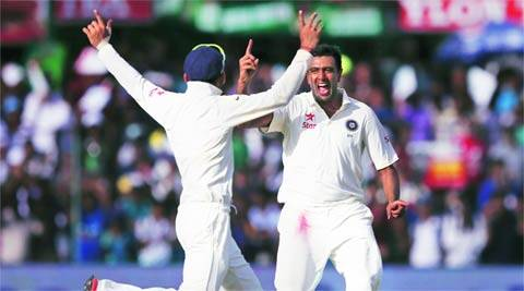 Ravichandran Ashwin, from on-&-off spinner to top spinner
